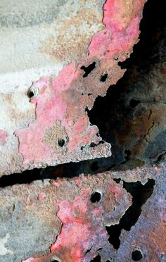 patina, abstract piec, color, texture, photographi colour, art, surfac textur, abstract concept, pink rust