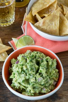 The Best Guacamole Recipe Ever | via What's Gaby Cooking