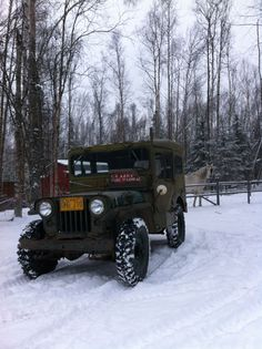 1952 Willys M38 - Photo submitted by Austin Boone.