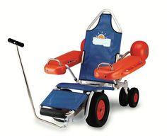 Amphibious wheelchair 2