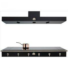 k i t c h e n d i n i n g on pinterest la cornue black kitchens. Black Bedroom Furniture Sets. Home Design Ideas