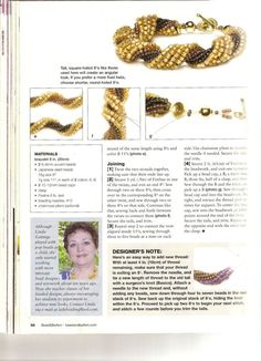 Wide cellini spiral bracelet
