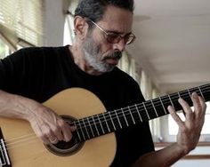Leo Brouwer, guitarist, composer, music director  (b. 1939)