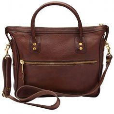 J.W. Hulme Excursion Caperon Bag via I Want To Be Her  http://www.iwanttobeher.com/page/16/