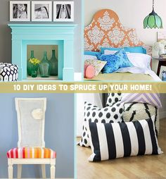 DIY-ify: 10 DIY ideas to spruce up your home!