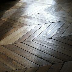 herringbone all the floors!