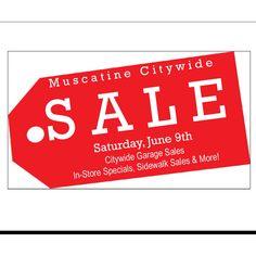 Garage sales, business sales & more!