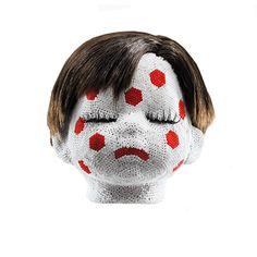 chicken pox face. - DFC Mexico City @ Peel Gallery