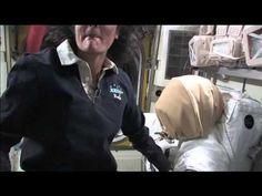 Commander Sunita Williams of NASA Provides Tour of Orbital Laboratory ISS
