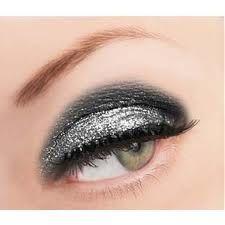 Silver Eye Make-up