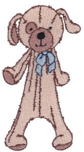 Floppy Dog embroidery designs at Bunnycup Embroidery at http://www.bunnycup.com/embroidery/design/FloppyDog