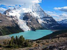 Berg Lake, Canada