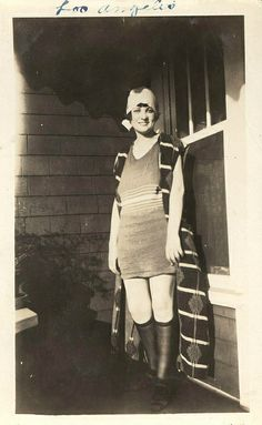 LA Babe, 1920s