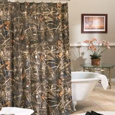 Camo Bathroom On Pinterest
