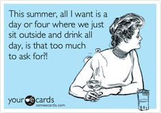 friends, ecard, giggl, funni, drink, thought, humor, country thunder, quot