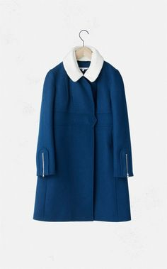 a Madeline coat for @Jeanne Beacom