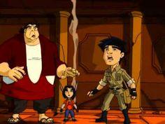 Las Aventuras de Jackie Chan capitulo 88 en español.