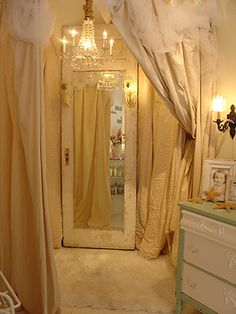 Imagine a space set aside in your room for this. As soon as our attic is finished, i will have this! :)