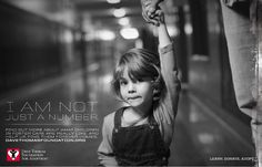 i am not just a number // foster care