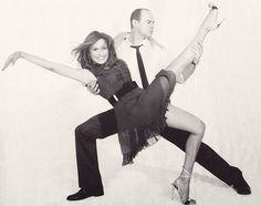 Mariska Hargitay & Christopher Meloni...