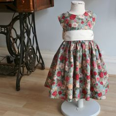 Eggcup Clothing — Bethany Dress. This is just gorgeous!