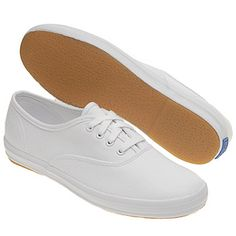 Keds! Only had white back then and you bleached the heck out of them because you only got one pair per school year