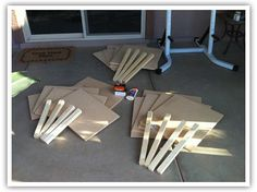 DIY Plyo Boxes for Crossfit-style Box Jumps [Illustrated] Humans Are Not Broken