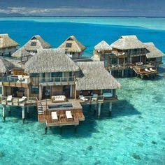 Looks like my dream vacation spot