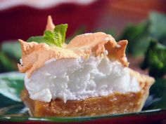 Twirl and Taste: Give Thanks for Sweet Potato Pie with Marshmallow Meringue - Sinfully, Southern, and So Good!
