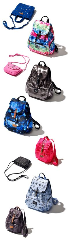 Campus style – in the bag! #VSPINK #PINKYOURBTS #WantThemAll