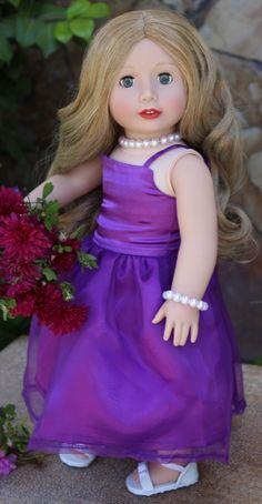 Harmony Club Doll Cadence Rose. Purchase her at www.harmonyclubdolls.com