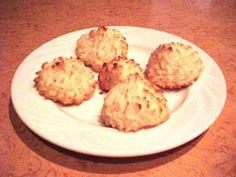 Receta de Besitos de coco