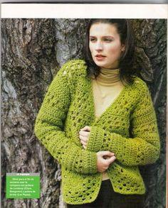 TEJIDOS Y MANUALIDADES: patrones crochet