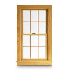 Andersen Double Hung Windows from Rings End.