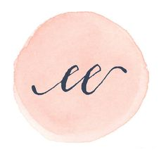 watercolor blob makes an awesome background. plus i love the font! Font Watercolor, Circles, Watercolor Logo Design, Watercolor Blob, Watercolor Font, Watercolor Typography, Watercolor Circl, Brand, Watercolor Logos