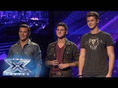 "Hear Restless Road ""Roar!"" - THE X FACTOR USA 2013"