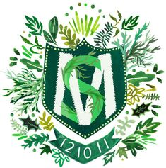Custom Heraldry : Happy Menocal