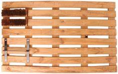 scraper doormat, wood doormat, hous, brush, wooden doors, doormats, garden, shoe, wooden doormat
