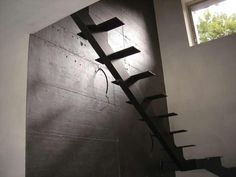 creatività. Nicole ha saputo trasformare una parete di Cemento Armato ...