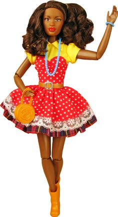 One World Doll Project. Prettie Girl Kimani