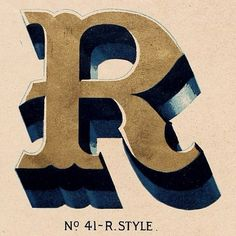 #type #typography #design #graphicdesign #letter #r
