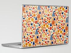 Apple Skins http://society6.com/product/Sundays-Child_Laptop-Skin