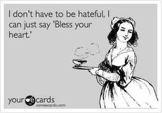 bless your heart quotes, laugh, funni, true, humor, 15 thing, live