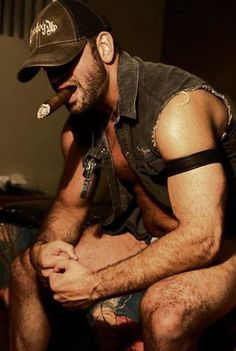 Need that cigar