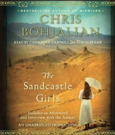 """The Sandcastle Girls"" does not arrive until July, but June is Audiobooks Month (""Yes, Virginia, there is such a thing.""). And so big thanks this month to Random House Audiobooks's Kelly Gildea and Gabrielle de Cuir, who directed the audio; to Khatchig Mouradian of The Armenian Weekly who helped with critical pronunciations; and actors Cassandra Campbell and Alison Fraser who brought the story to life."