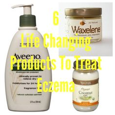 6 Life Changing Products And Treatments To Treat Eczema!