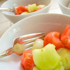 Honey Lime Melon