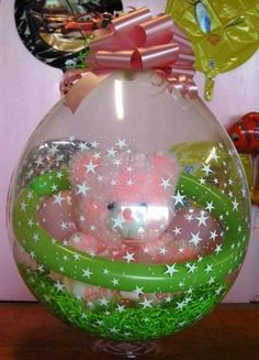 Stuffed Balloon Gifts