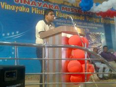 Vinayaka Mission's University Event Naga Chokkanathan