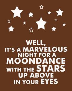 Moondance. Van Morrison. 1970